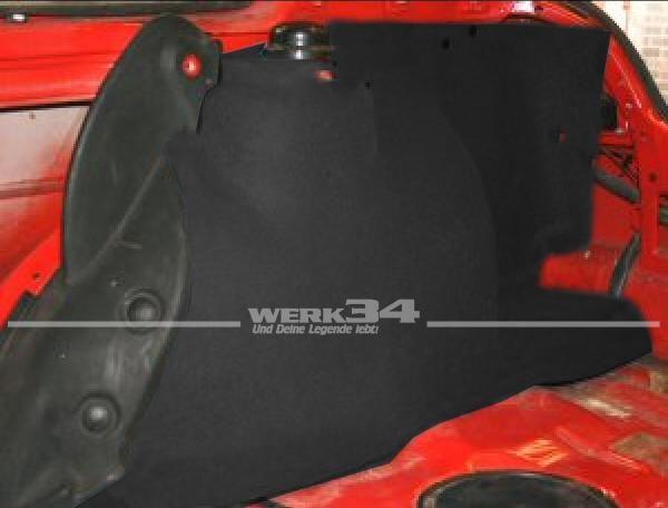 Radhausverkleidung hinten Golf II