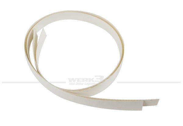 Spannband für Verdeck seitlich vorn oder hinten