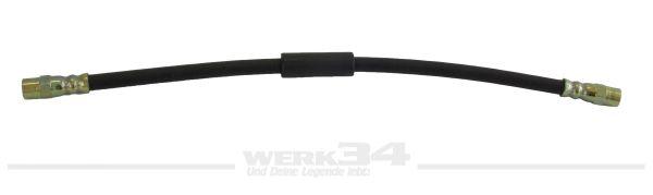 Bremsschlauch vorn, 400 mm lang, passend für Modelle von 08/79-06/86