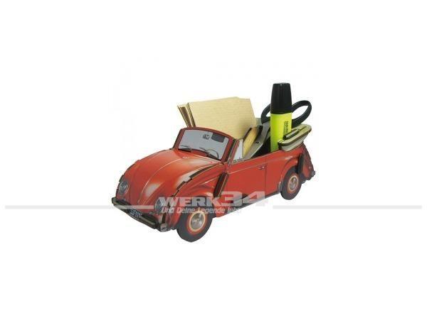 Zettelbox Käfer Cabriolet