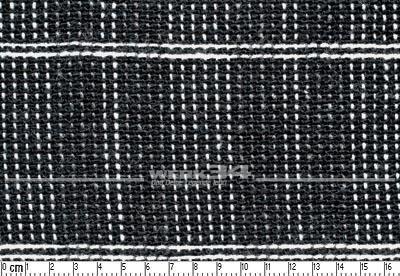 Bezugstoff schwarz, verbaut z.B. bei Golf II, Polo, Grundpreis: 50,27 EUR pro m2