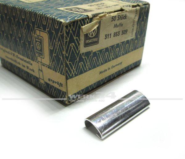 Muffe für Scheibenzierrahmen Typ 3 bis 08/63 NOS
