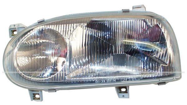 Scheinwerfer GTI Optik, links, passend für Golf III