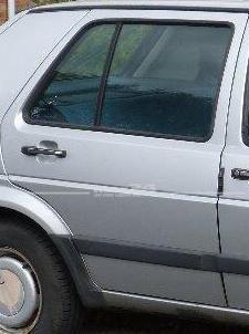 Tür hinten rechts, 4 Türer, passend für Golf II, gebraucht