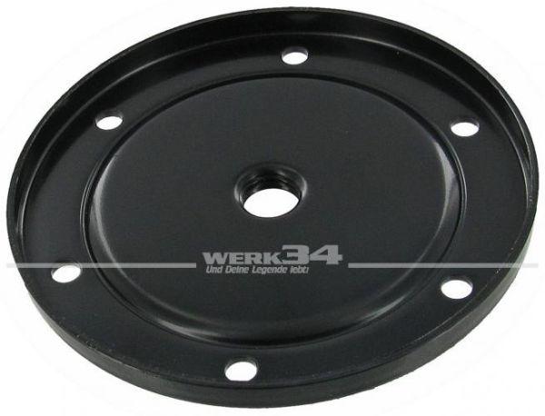 Deckel mit integrierter Ablaßschraube, passend für alle 25 bis 37kW ( 34 bis 50 PS) Motoren