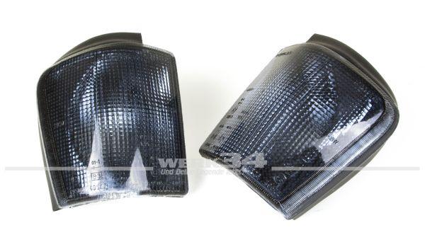 Blinker schwarz, passend für Scirocco II, mit Standlichtfunktion