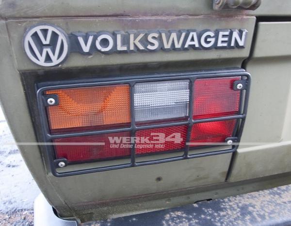 Lampenschutzgitter für Rückleuchten, passend für Bus T3