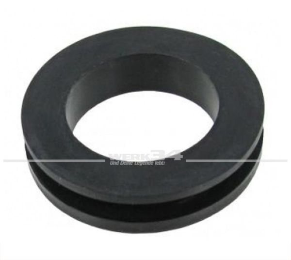 Gummilager unten für Mantelrohr, passend für Modelle bis Bj. 07/59