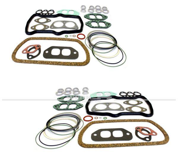 Motordichtsatz für beide Zylinderkopfseiten passend für WBX 1,9 und 2,1