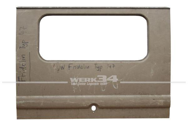 Heckklappe, mit Fensterausschnitt, für Fridolin Typ 147