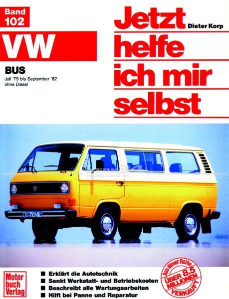 Jetzt helfe ich mir selbst - VW Transporter/Bus