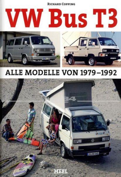 VW Bus T3 - Alle Modelle von 1979-1992