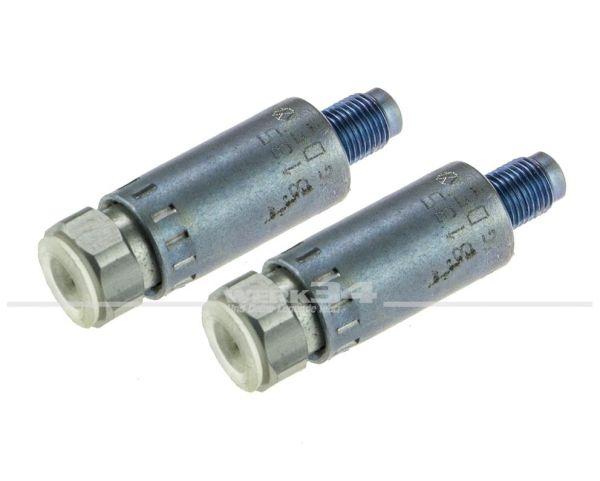 1 Satz Bremskraftregler für Trommelbremse, passend für Golf III