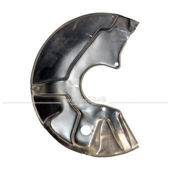Staubschutzblech, vorne, rechts, 272mm Durchmesser