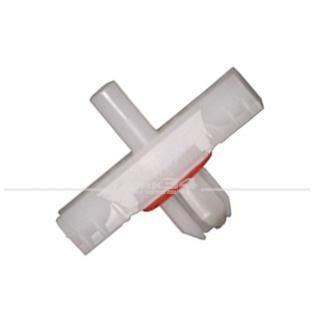 Kunststoffclip für Zierleisten, passend für Golf I Cabrio