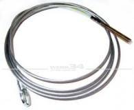Kupplungsseil, passend für alle Modelle ab Bj 09/71 - 06/74