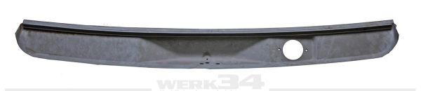 Schlossträger für Abschlussblech hinten, passend für Typ 3 Variant, ab 08/71