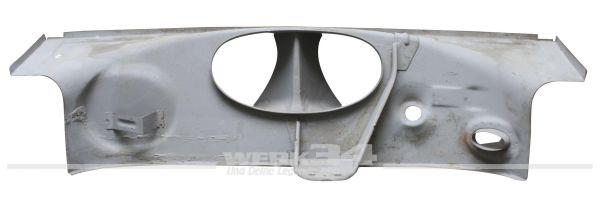 Luftleitblech hinten, passend für Typ 3