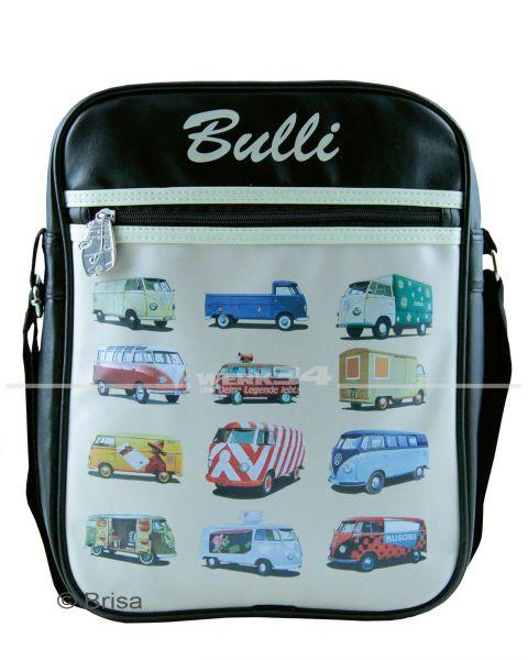 "Schultertasche VW Bulli hoch ""Bulli Parade"""
