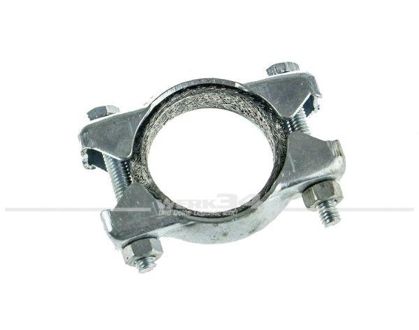 Montagesatz für ein Endrohr 1.2, 1.5 & 1.6 oder Wärmetauscher zu Auspuff Käfer,Auspuff,Endschalldämpfer