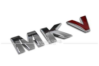 """Schriftzug """"MK V"""" US-Version"""