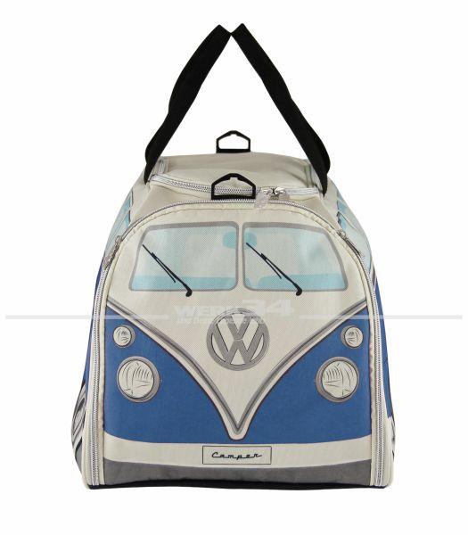 Bulli Sport- und Reisetasche, blau