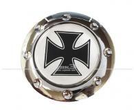Iron Cross-Emblem hinten