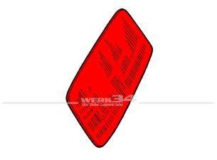 Heckscheibe klar, heizbar, 12V, gebraucht, passend für Typ 3 Variant