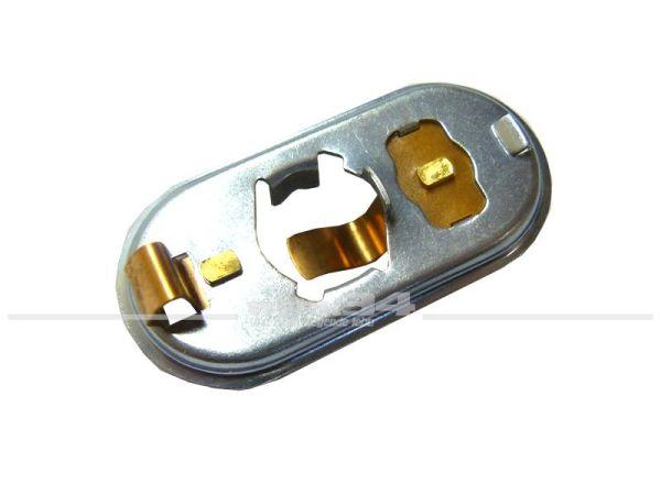 Lampenträger für Kennzeichenleuchte, passend für Bus T1 Bj. 05/58 - 07/67