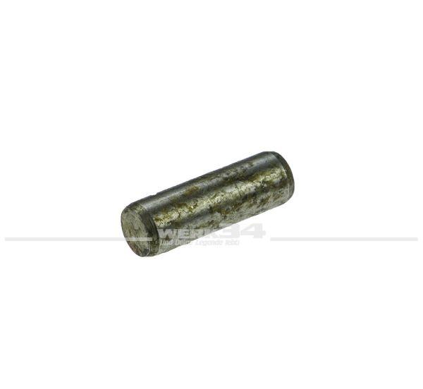Zylinderstift für Gehäusetrennfläche