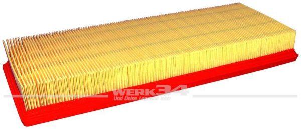 Luftfiltereinsatz (Papier), original Qualität