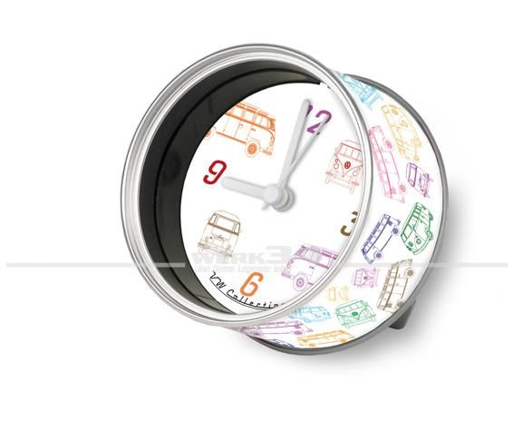 "MyClock VW Bulli ""Outline"""
