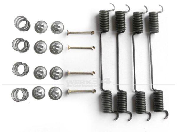 Montagesatzsatz für Bremsbacken vorn, Bus Bj 03/55 - 07/70
