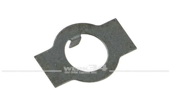 Sicherungsblech für Radlager, Typ 3