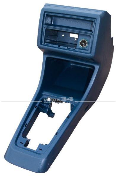 Mittelkonsole, blau, US-Version, gebraucht, passend für Golf II