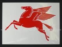 "Aufkleber ""Pegasus"", groß"