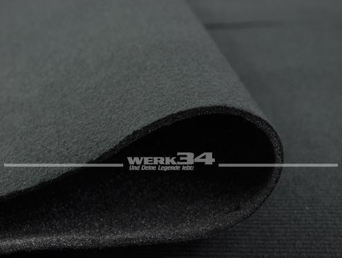 Bezugstoff / Himmelstoff, grau, für Westfalia Klappdach z.B. passend für Bus T3
