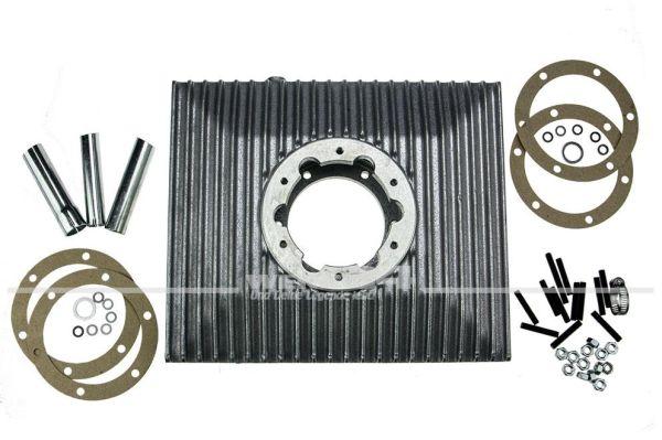 Zusatzölsumpf, extraflach 70mm, 1,4 Liter Volumen, passend für alle 34 bis 50 PS Typ1 Motoren