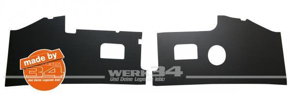Paar Vorderwandverkleidungen passend für T2A von 08/67-07/72