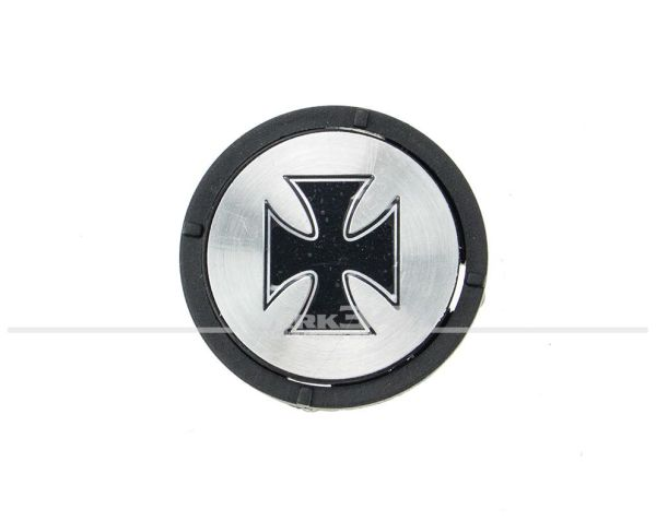 Hupenknopf, Iron Cross, passend für Golf I