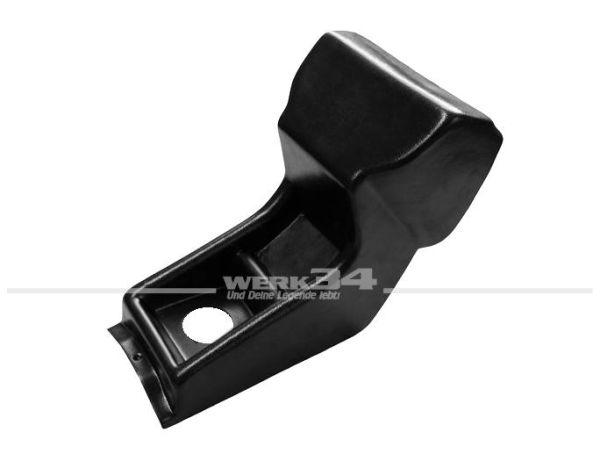 Mittelkonsole, Kunststoff, schwarz, passend für Käfer 1303