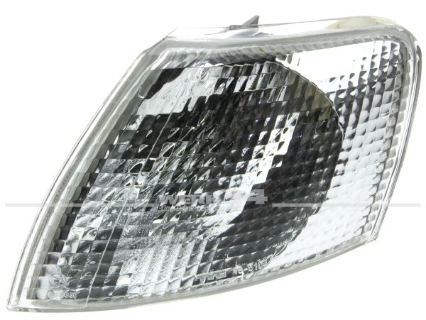 Blinker, links, weiß, mit Lampenfassung, passend für Passat 3B