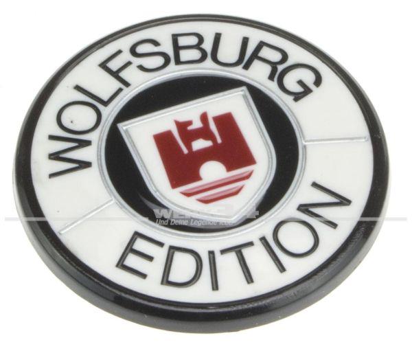 WOB Edition Emblem US-Version weiß