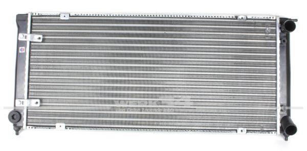 Kühler 675x320mm, passend für Golf II 1.6 + 1.8 (Mit Klima)