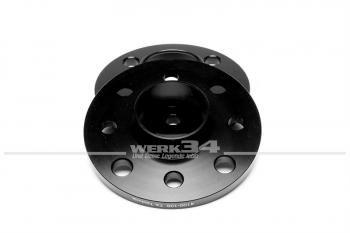 Spurverbreiterungsset 10mm pro Seite/20mm pro Achse, 4x100 / 4x108 Black Edition