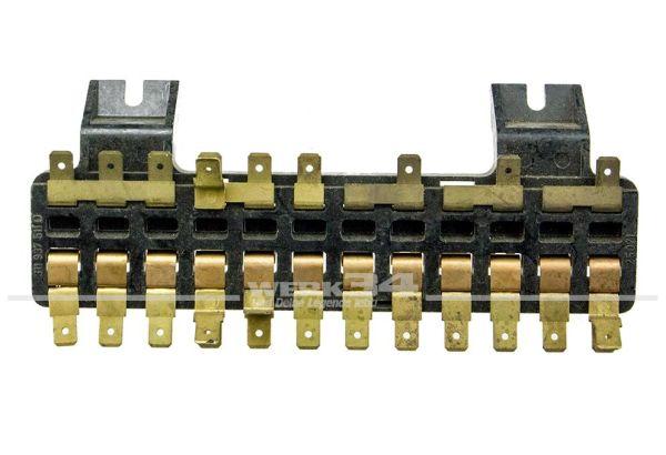 12-fach Sicherungskasten, passend für Typ 3/34 (08/66 bis 07/70)