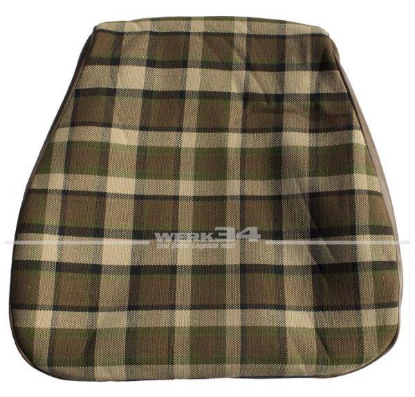 Bezug für Sitzfläche, braun, passend für Westfalia T2B