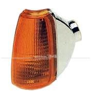 Blinkerglas, links, orange, passend für Polo 86C 2F