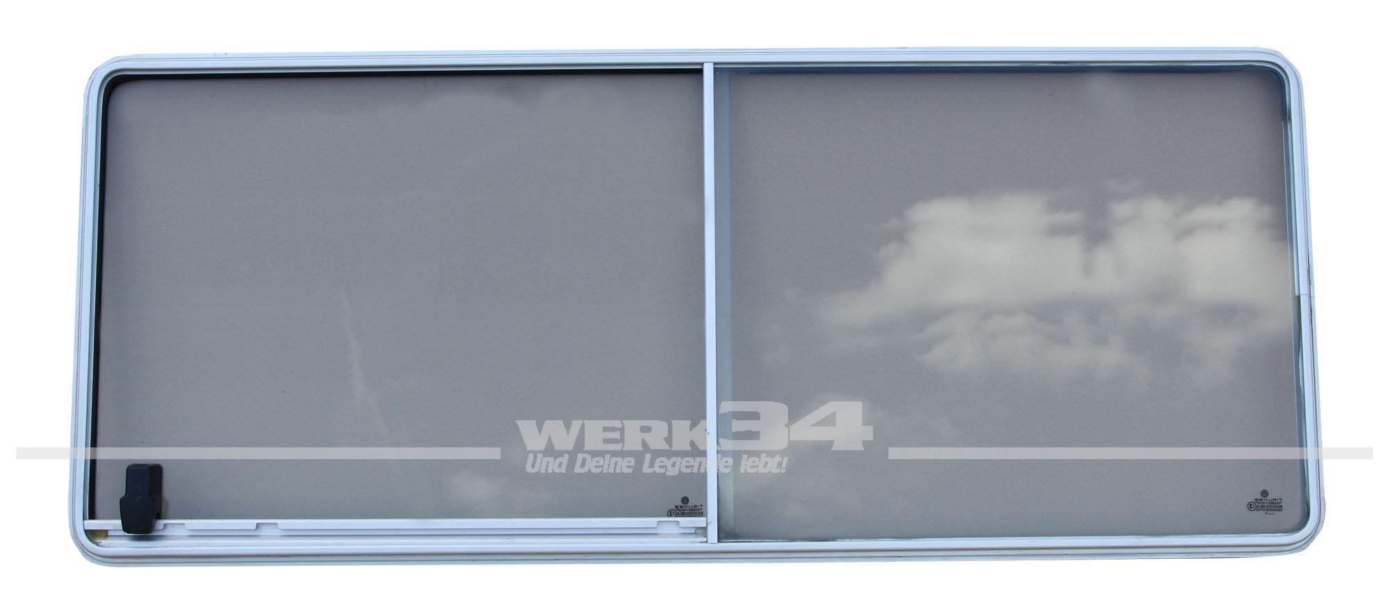 schiebefenster lt rechts für einbau in schiebetür | karosserieteile