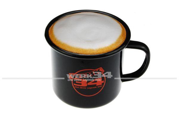 Die Werkstatt- oder Büro-Tasse / Kaffeebecher